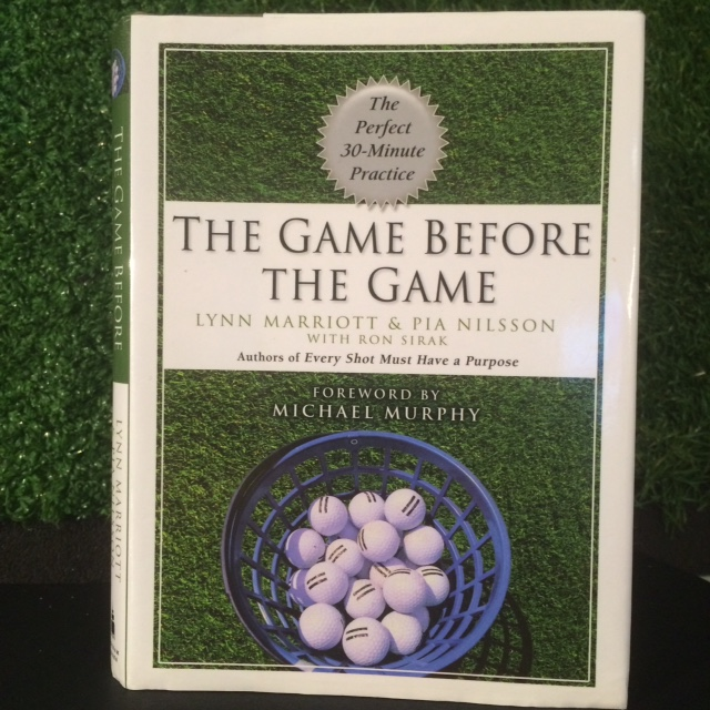"""""""The Game Before the Game"""" - Front Cover"""